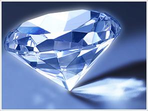 ダイアモンド写真